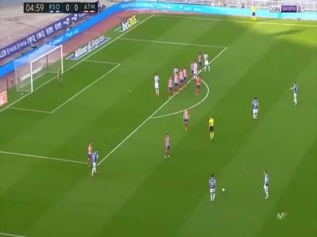 ФК «Атлетико» обыграл «Марсель» и стал победителем Лиги Европы