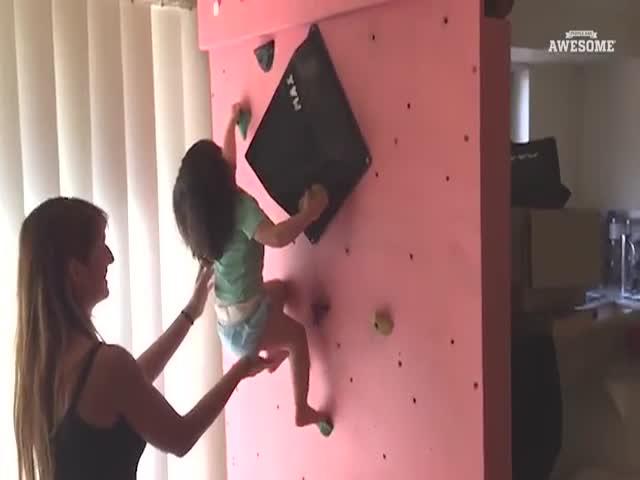 Мамы приобщают детей в спорту