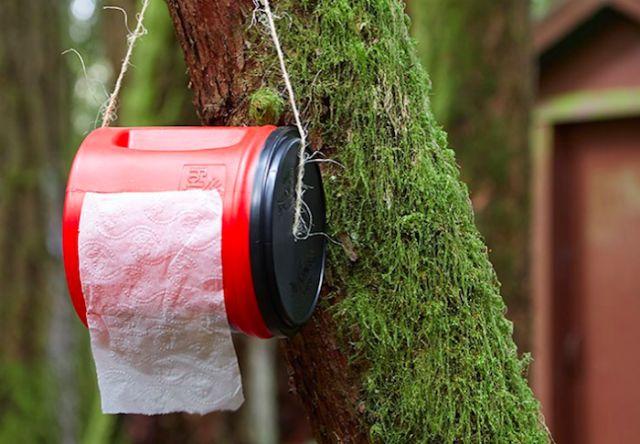 Лайфхаки для любителей отдыха в лесу (10 фото)