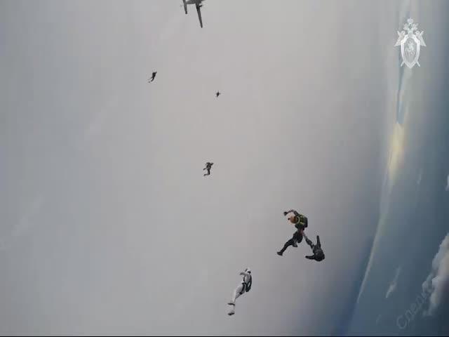 В Татарстане погибли два опытных парашютиста