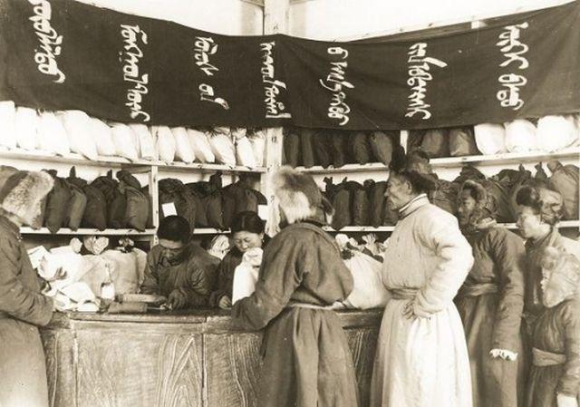 Монгольская помощь СССР в годы Великой Отечественной войны (7 фото)