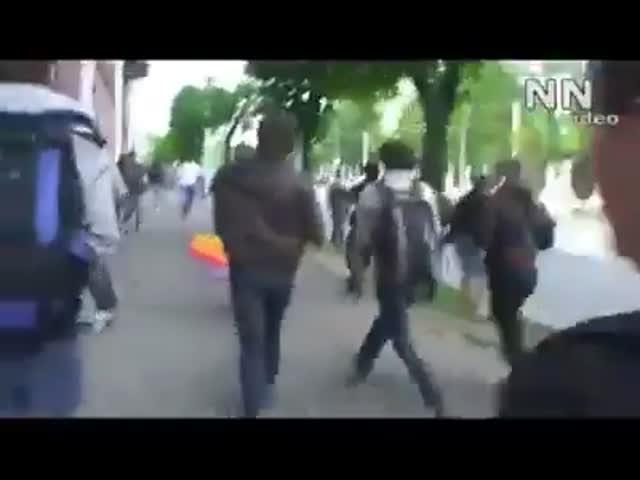 Белорусская милиция против ЛГБТ-активистов