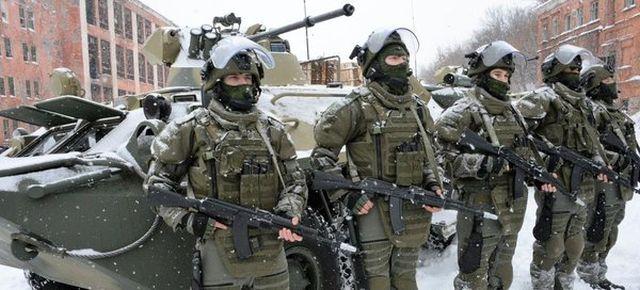 Ветеран немецкого спецназа GSG 9 о российской армии и спецназе (4 фото)