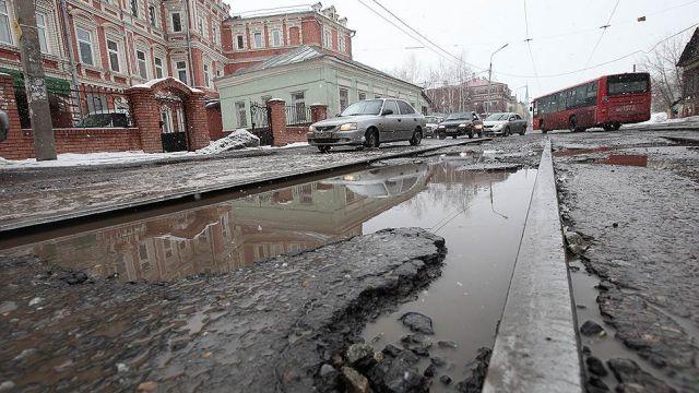 Дороги России (35 фото)