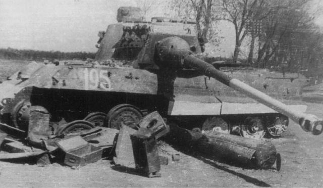 Как немец жить хотел. Воспоминания немецкого танкиста (4 фото)