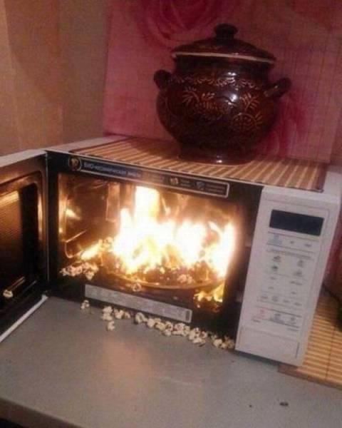 Кухонные казусы (34 фото)