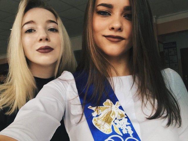 Выпускницы 2018 года (28 фото)