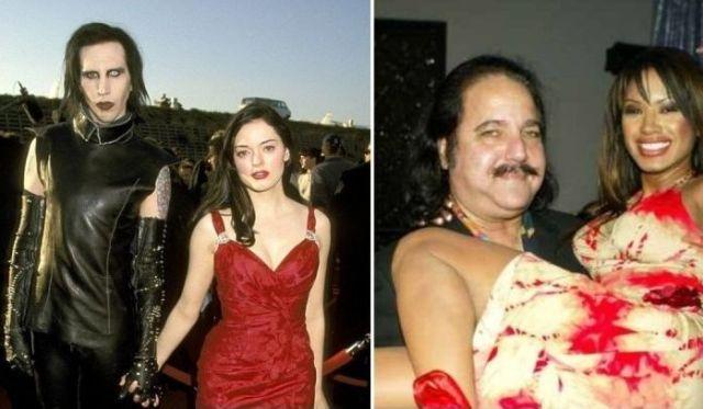 Отнюдь не самые красивые звездные мужчины, пользующиеся большим успехом у женщин (26 фото)