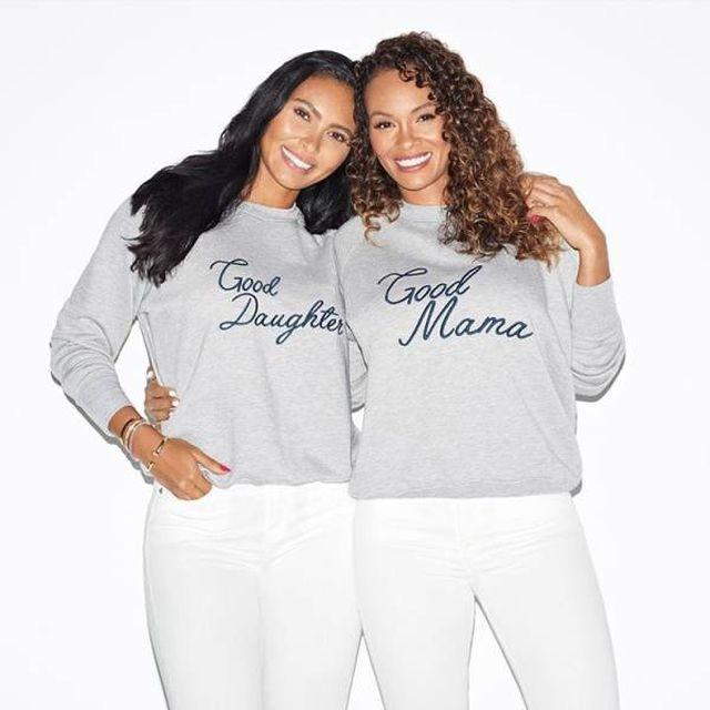 Мамы и дочки, которых можно принять за сестер (12 фото)
