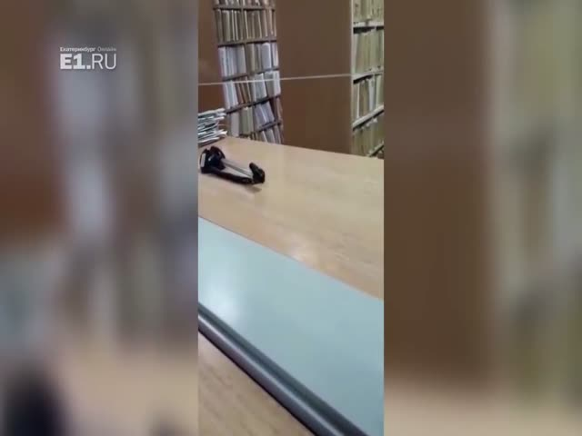 В Екатеринбурге медсестра набросилась на пациента