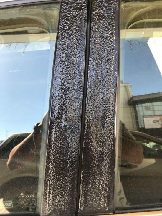 Опасные солнечные зайчики (4 фото)