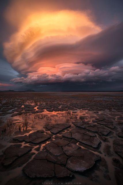 Фото, которые указывают на нашу беспомощность перед силами природы (18 фото)