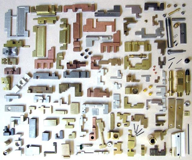 Пистолет-головоломка Intimidator (5 фото)
