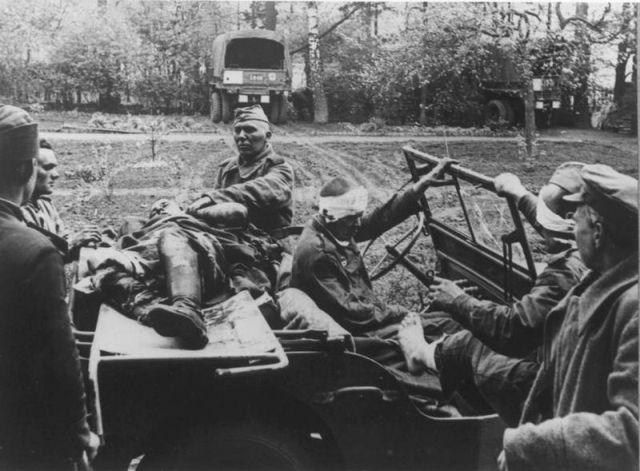 Война глазами советского фотографа Валерия Фаминского (34 фото)