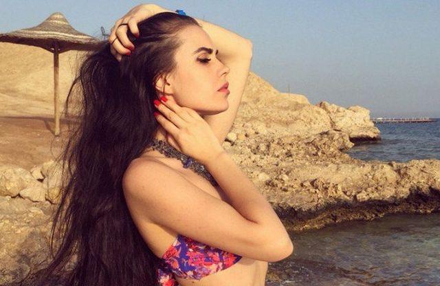 Звезда украинского Playboy Виталия Галлямова занималась проституцией в Москве (фото + видео)