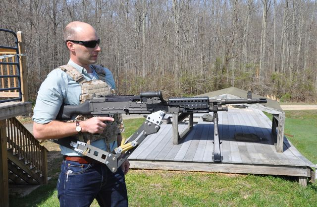 Армия США тестирует «третью руку» (5 фото + видео)