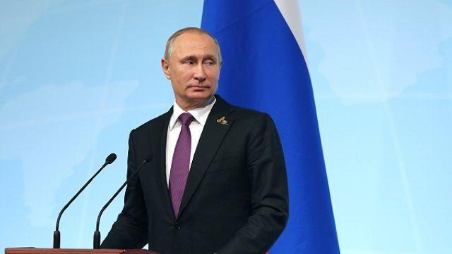 «Прямая линия» с президентом России Владимиром Путиным
