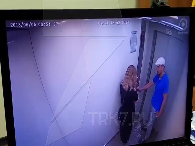В Красноярске пожилой мужчина заступился за девушку и был избит