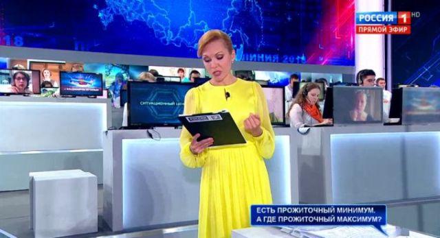 """Неудобные вопросы на """"Прямой линии"""" с Владимиром Путиным (29 скриншотов)"""