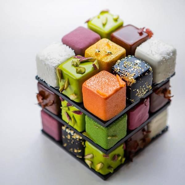 Торты, как произведения искусства (33 фото)