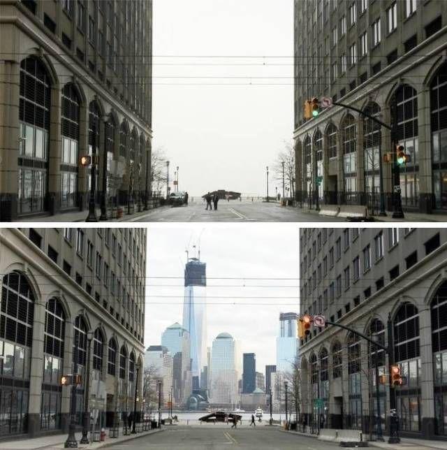 Время меняет все (24 фото)
