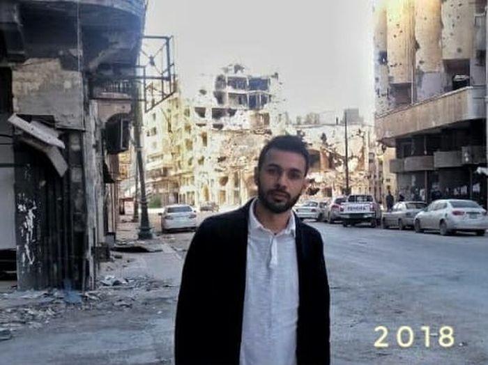 Ливия 18 лет назад и сейчас (4 фото)