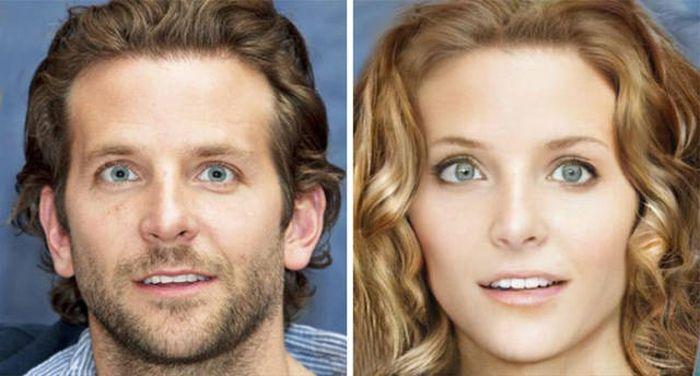 Актеры Marvel в женском обличии (22 фото)