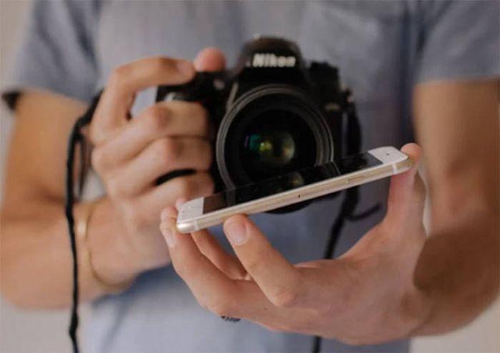 Простой трюк для эффектных фотографий (5 фото)