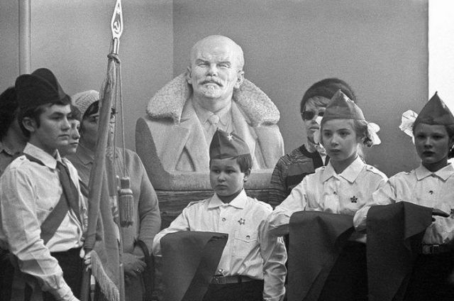 Фото эпохи СССР (39 фото)