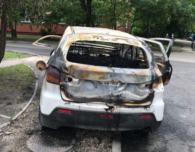 Автоместь в Щербинке (3 фото + видео)