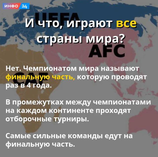Как устроен чемпионат мира по футболу (8 картинок)