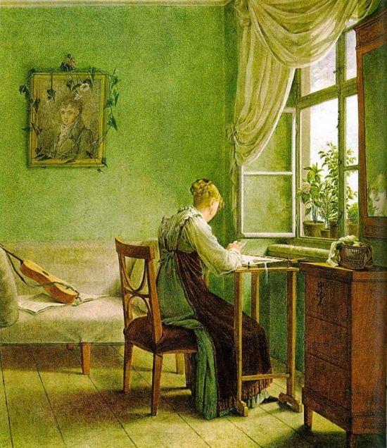 Как любовь к зеленому цвету могла привести к смерти (8 фото)