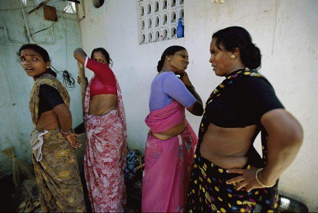 """""""Деревня почек"""" в Непале (5 фото)"""