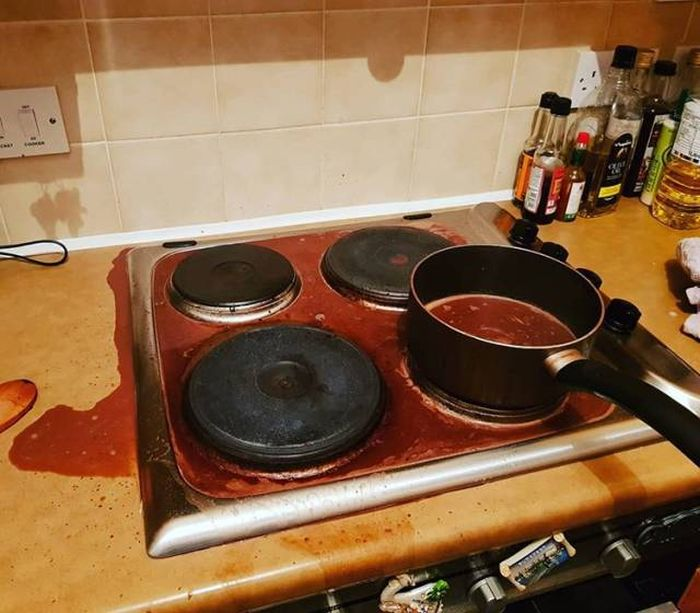 Кухонные фейлы (30 фото)