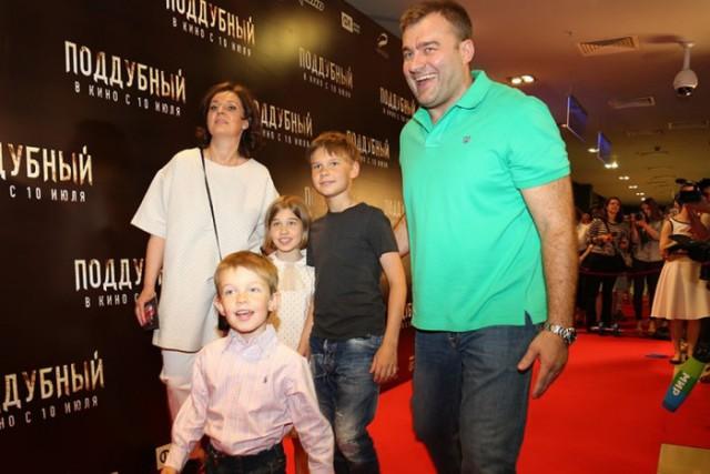 Ошибки молодости актера Михаила Пореченкова (12 фото)