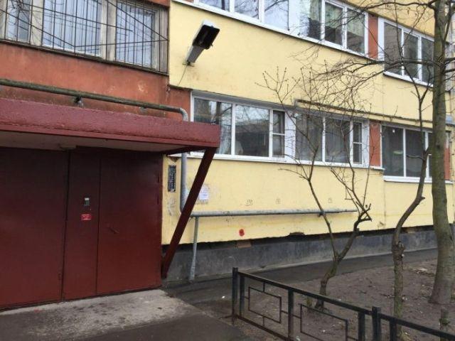 Необычные апартаменты в обычной многоэтажке (9 фото)