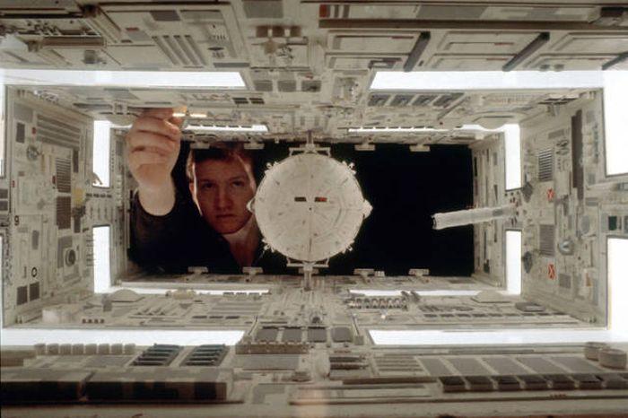 Кадры со съемок всемирно известных фильмов (22 фото)