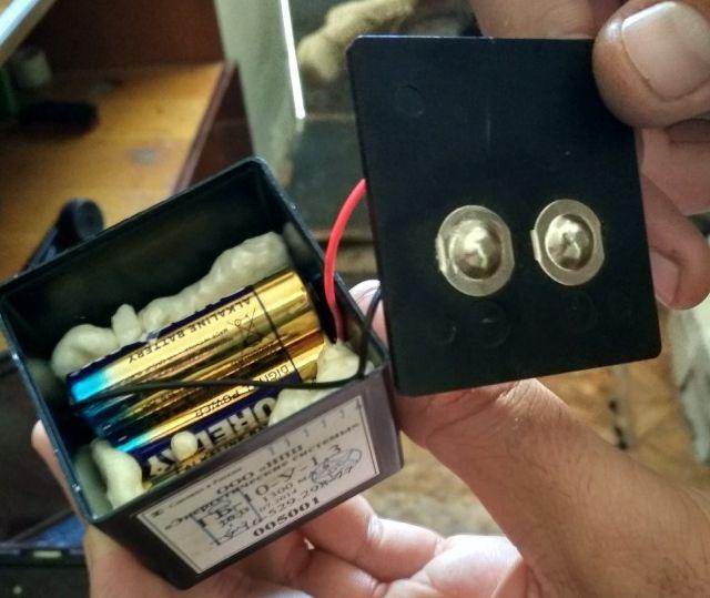 Высокотехнологичный источник электропитания (2 фото)