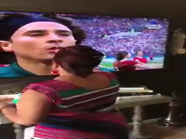Одна из возможных причин победы сборной Мексики в матче с Германией