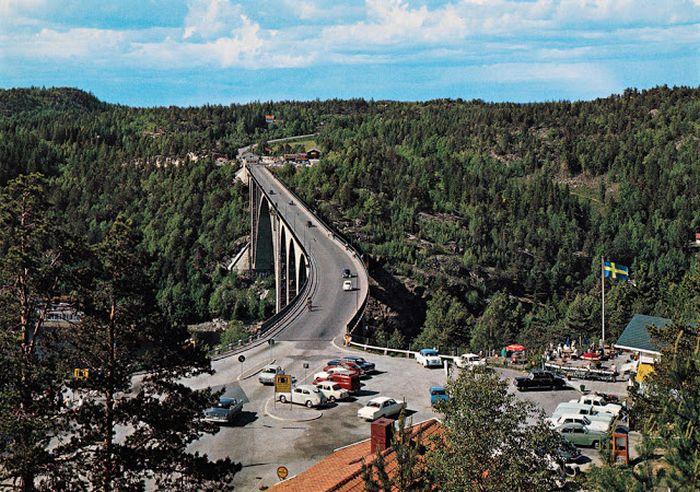 Норвегия 60-х годов (29 фото)
