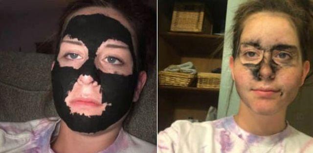 Фейлы с косметикой и макияжем (17 фото)
