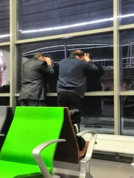 Мужчины дурачатся (36 фото)