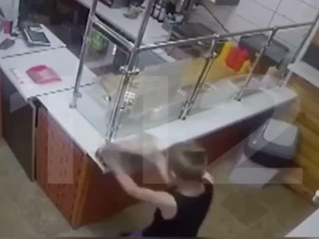 Неудавшаяся попытка ограбления