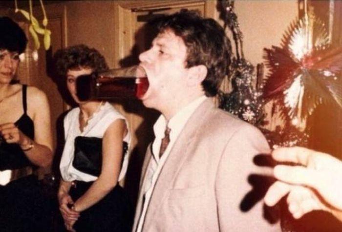 Когда алкоголя было слишком много (34 фото)