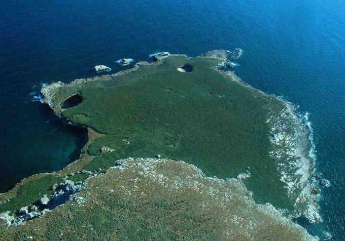 """""""Скрытый пляж"""" в Тихом океане, Мексика (6 фото)"""