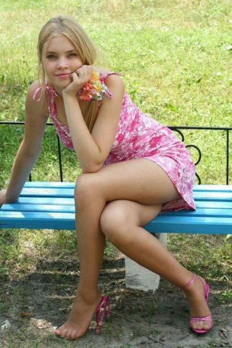 Милые девушки с природной красотой (32 фото)
