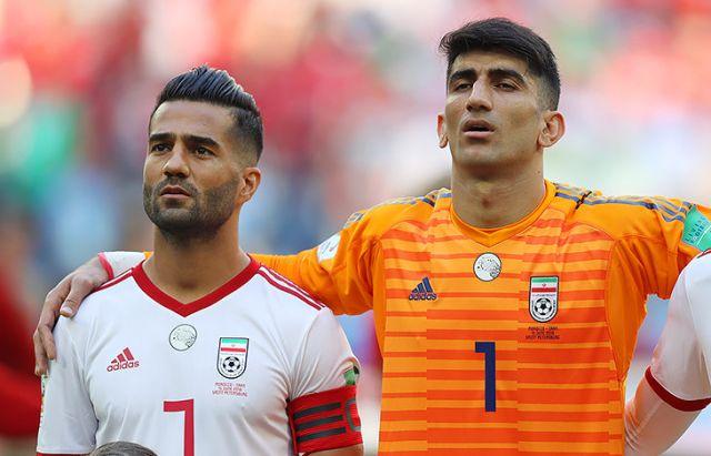 История иранского вратаря, который отвернулся от родителей ради футбола (4 фото + видео)