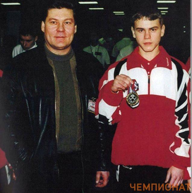 Факты о детстве Игоря Акинфеева (12 фото)