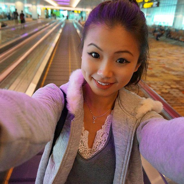 Очаровательные азиатки (35 фото)