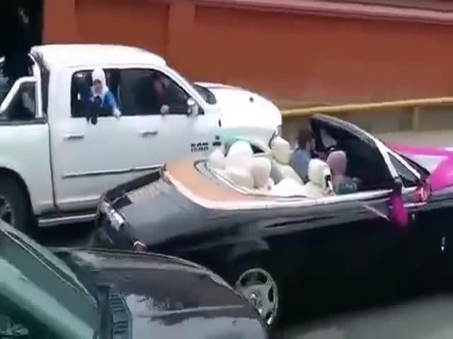 Скромная свадьба Хамзата Кадырова